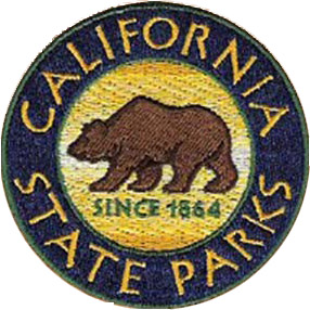 California State Parks Embroidered Patch